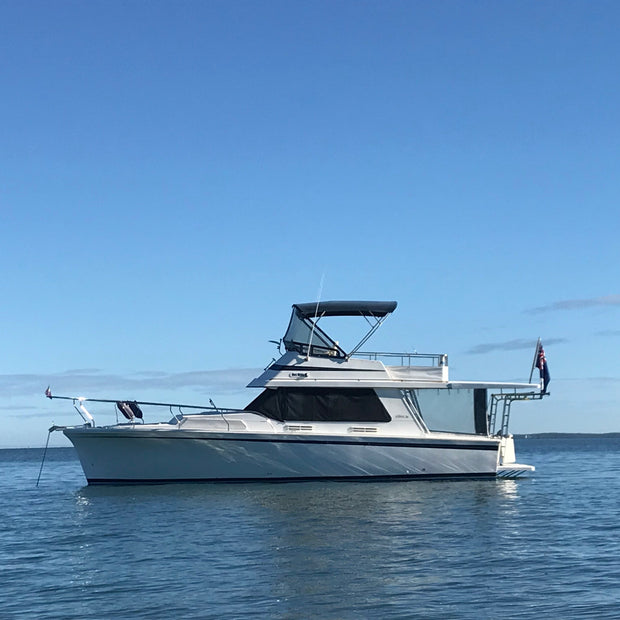 Fairway 36 Flybridge Cruiser | Busride