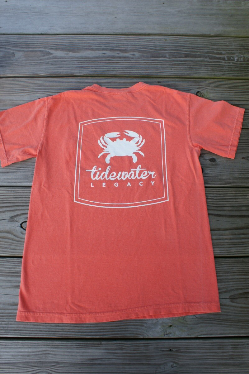 Classic Coral Short Sleeve