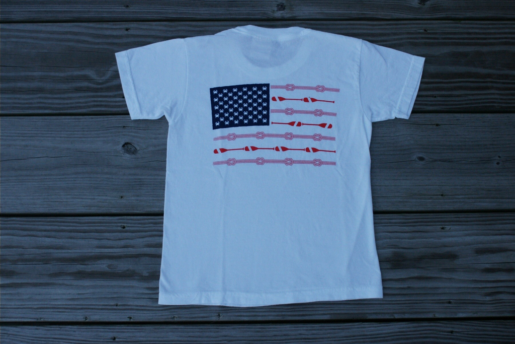 Nautical Flag Short Sleeve