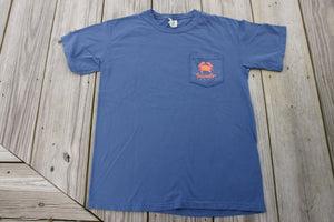 China Blue Short Sleeve