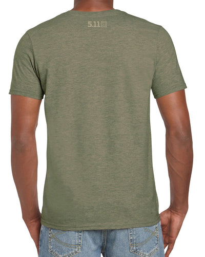 HEX GRID TEE - 5.11 Tactical Finland Store