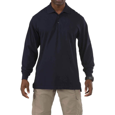 PROFESSIONAL LONG SLEEVE POLO - 5.11 Tactical Finland Store