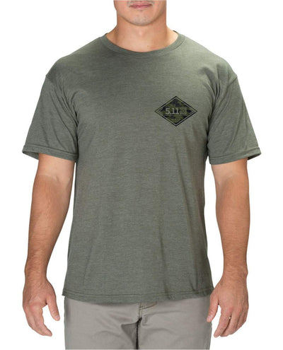 DIAMOND CREST TEE - 5.11 Tactical Finland Store