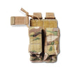 DOUBLE PISTOL BUNGEE/COVER MULTICAM® - 5.11 Tactical Finland Store