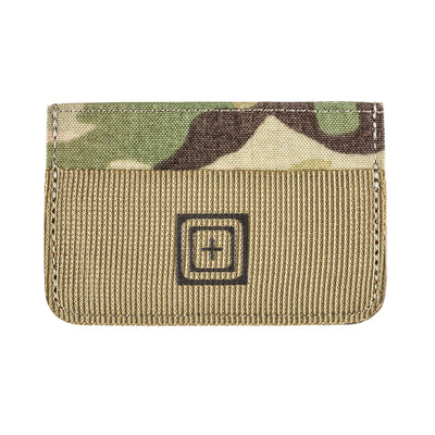 CAMO CARD WALLET - 5.11 Tactical Finland Store