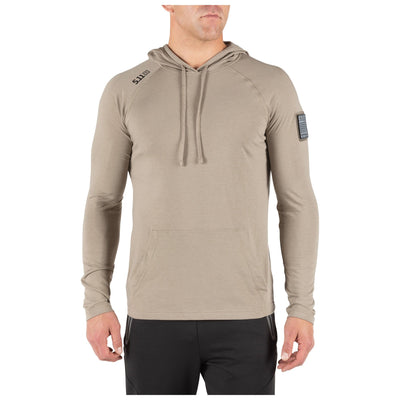CRUISER PERFORMANCE LONG SLEEVE HOODIE - 5.11 Tactical Finland Store