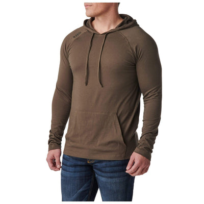 CRUISER PERFORMANCE LONG SLEEVE HOODIE - SEASONAL