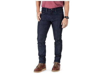 DEFENDER-FLEX JEAN SLIM INDIGO - 5.11 Tactical Finland Store
