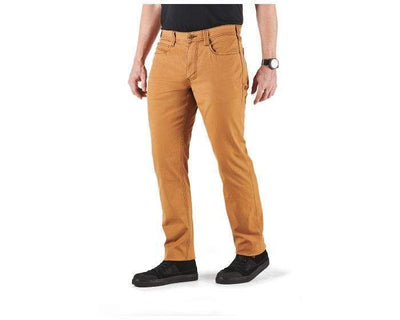 DEFENDER-FLEX RANGE PANT BROWN DUCK - 5.11 Tactical Finland Store
