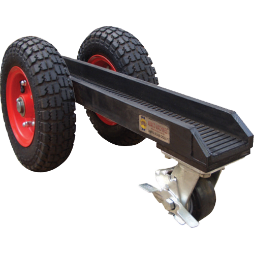 Slab Rack 3wheel ABACO® - agmtools