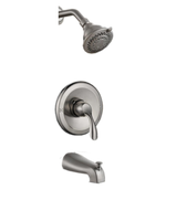 Shower Faucet 101 Shower Faucet(Brushed Nickel) - agmtools