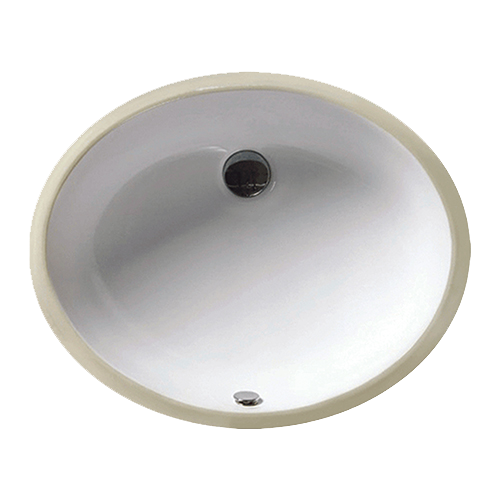 Sink Oval Ceramics - agmtools