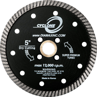 Turbo Blade Granite  CYCLONE® - agmtools