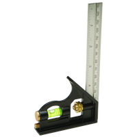 Heavy Duty Combination Square PITTSBURGH® - agmtools