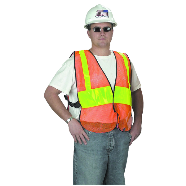 Reflective Mesh Vest WESTERN SAFETY® - agmtools