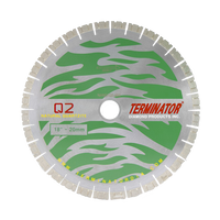 Bridge Saw Blade Nano Quartzite TERMINATOR® - agmtools