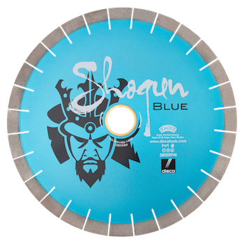 Saw Blade Blue SHOGUN DISCO - agmtools