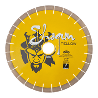 Saw Blade Yellow SHOGUN DISCO - agmtools