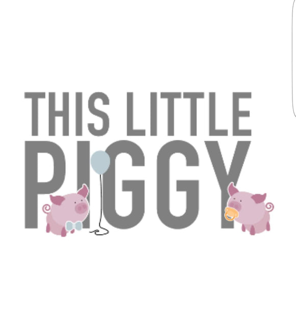 This Little Piggy Gift Card