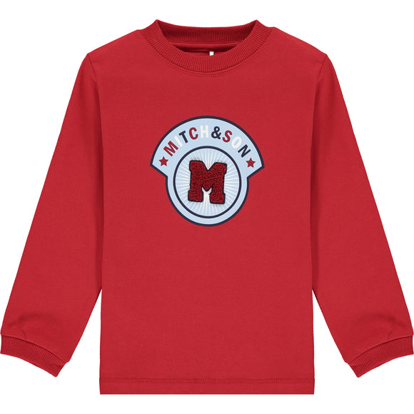 Mitch & Sons - Long sleeved T-shirt