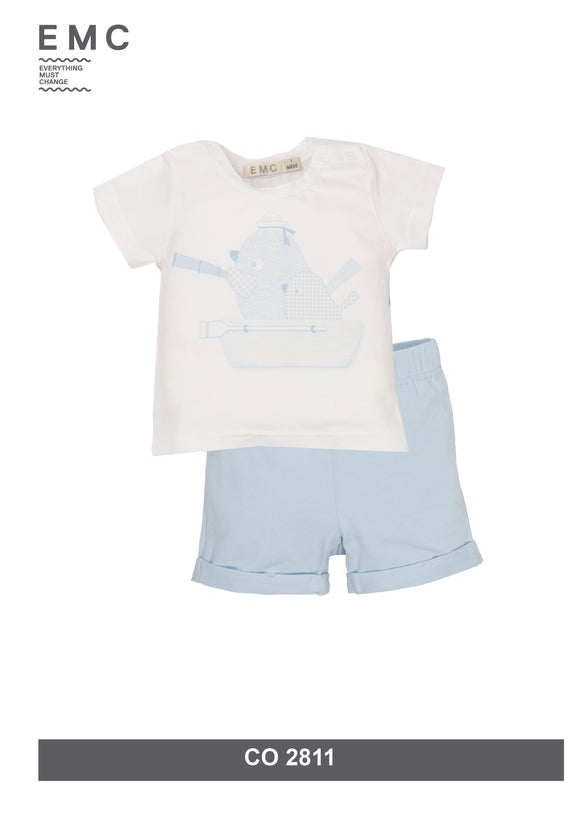 EMC - Short & T-shirt set
