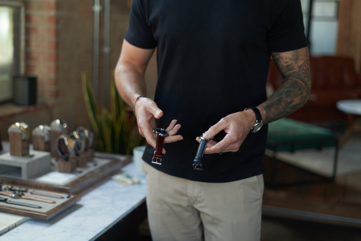 Leather Watch Straps: What you need to know