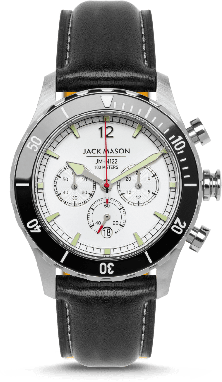 Jack Mason Halyard Sport Watches