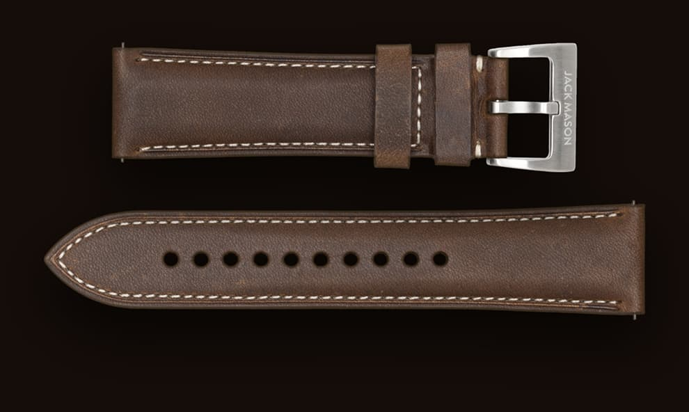 Moore & Giles Straps