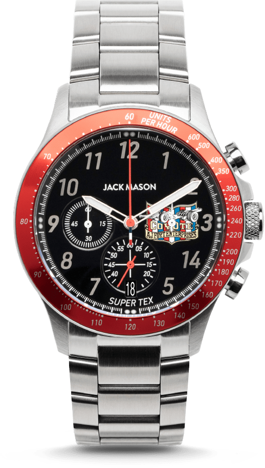 Jack Mason AJ Foyt Watches