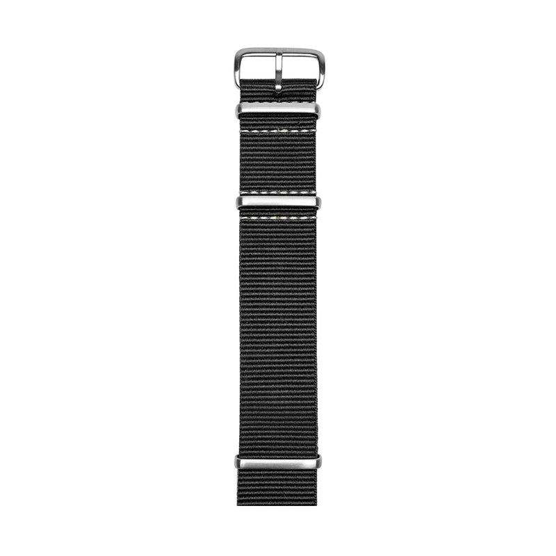 Black Nato Watch Strap by Jack Mason