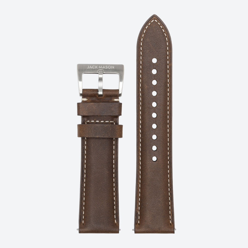 22mm Moore & Giles Strap
