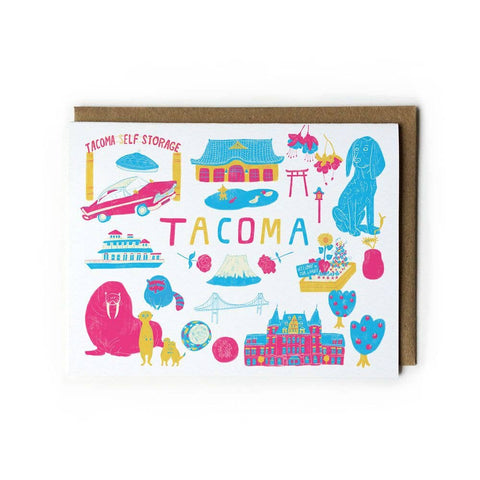 Tacoma Art Card