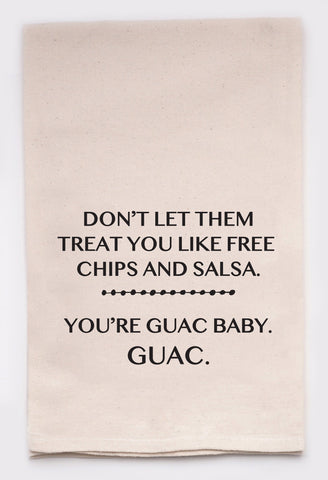 Quac Baby Tea Towel