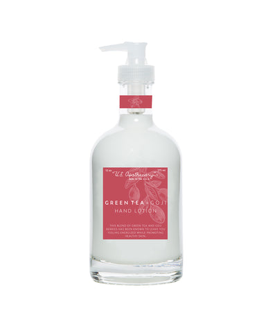 Green Tea + Goji - 12oz Hand and Body Lotion