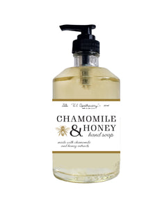 Chamomile + Honey - 12oz Hand and Body Soap