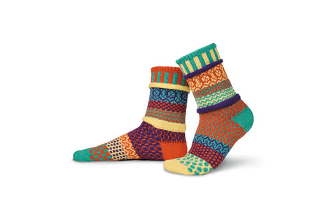 Dawn Crew Socks - Sol Mate Socks
