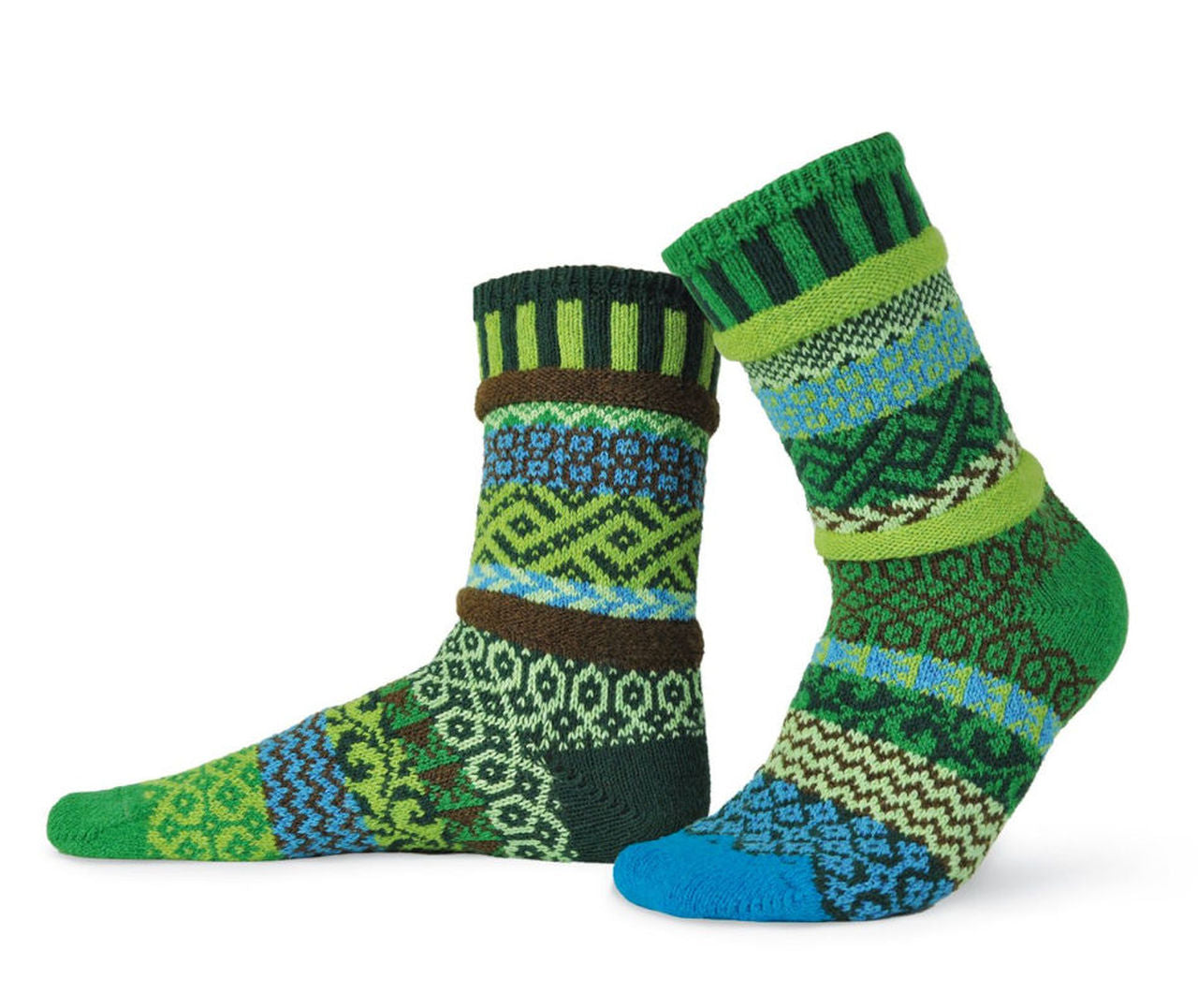 Earth Crew Socks - Sol Mate Socks