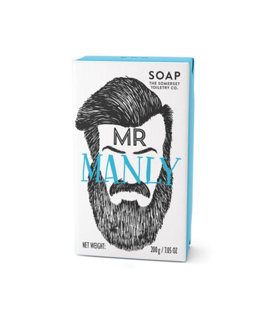 Mr. Manly Bar Soap - 7.05oz