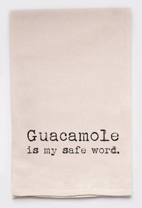 Guacamole Tea Towel