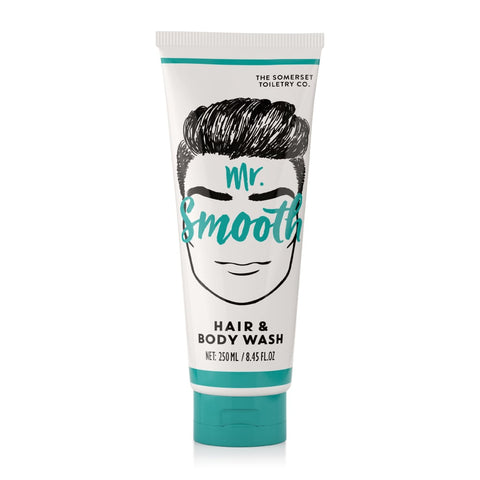 Mr. Smooth Hair & Body Wash