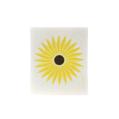 Sunflower - Swedish Dishcloth