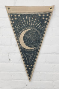 Waning Moon Flag