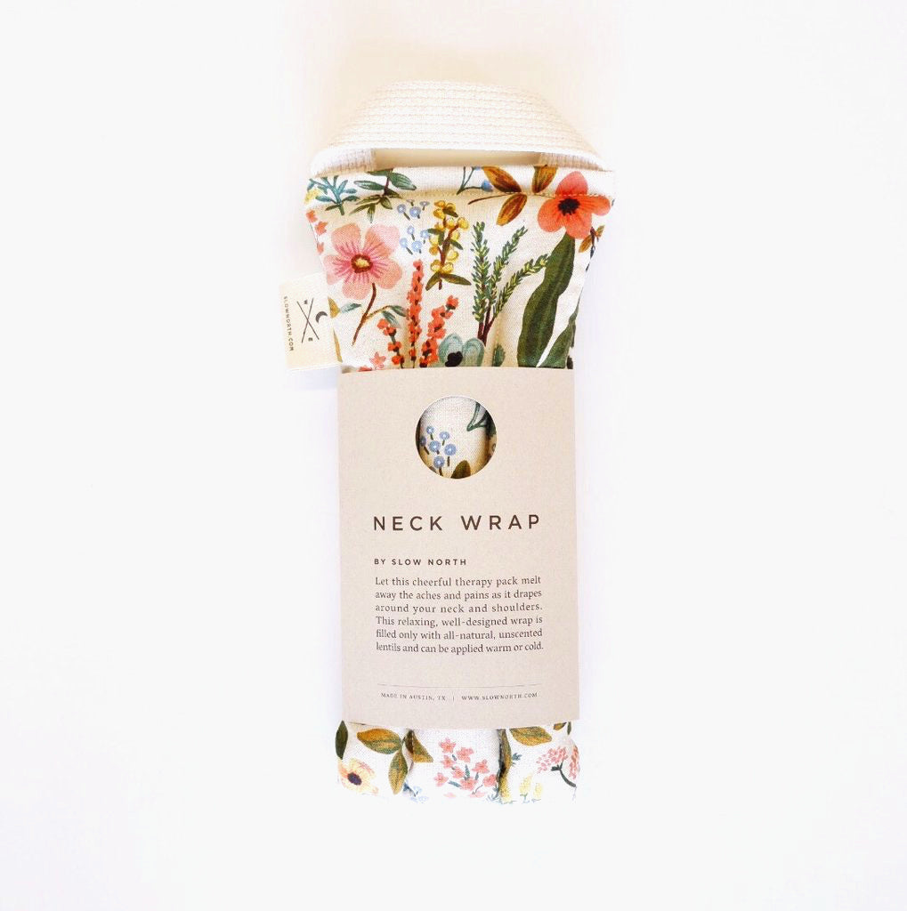 Wildflowers - Neck Wrap Therapy Pack