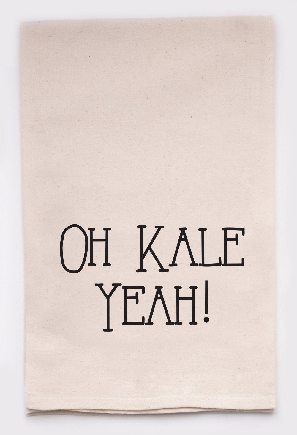 Kale Tea Towel