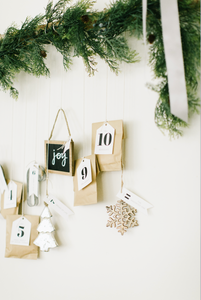 25 Names of Christ | Printable Advent Tags