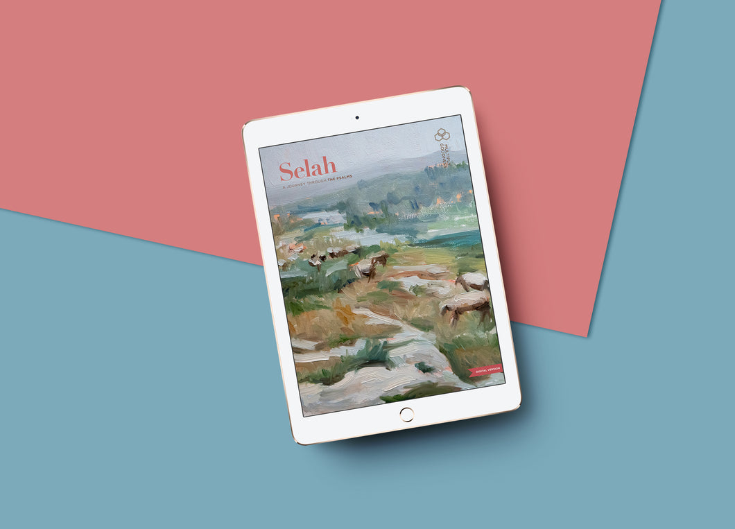 SELAH: A Journey Through the Psalms (DIGITAL GUIDE)