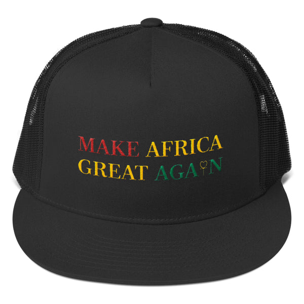 The Make Africa Great Again Hat