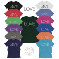 The Live and Love Tee