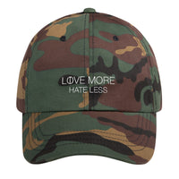 The Love More Hate Less Hat