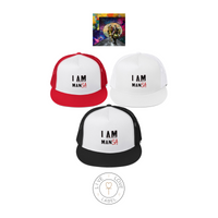 The I Am Mansa Hat